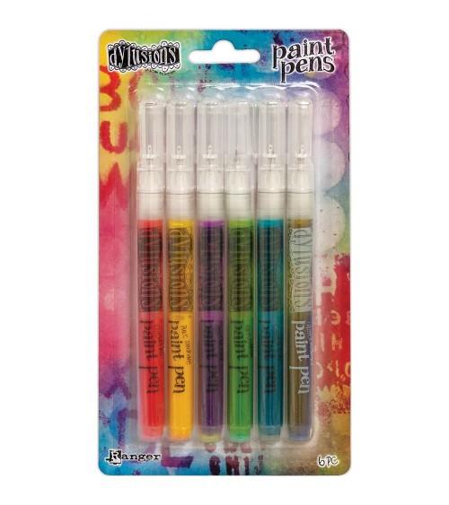 Ranger - Dylusions Paint Pens - Set 3