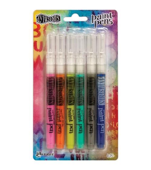 Ranger - Dylusions Paint Pens - Set 2