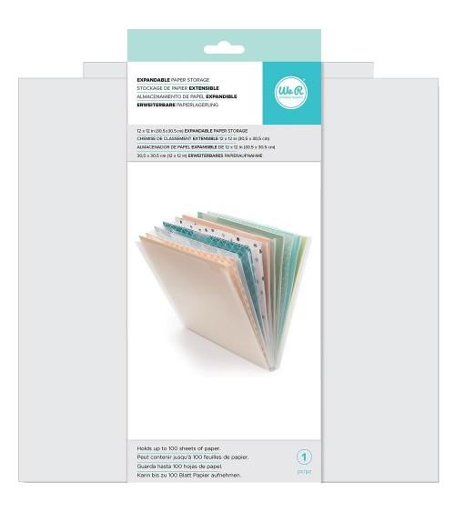 WRMK - Expandable Paper Storage