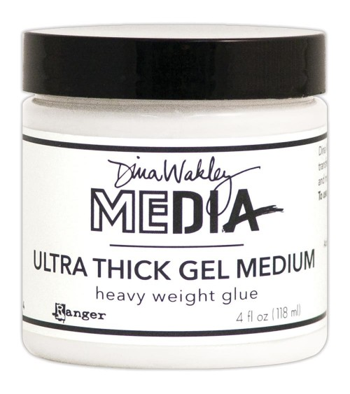 Ranger - Dina Wakley Media - Ultra Thick Gel Medium (118 ml)