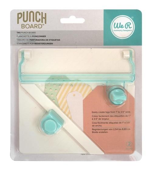 WRMK - Tag Punch Board