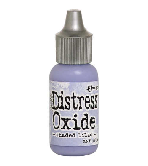 Ranger - Tim Holtz Distress OXIDE - Shaded Lilac Re-Inker