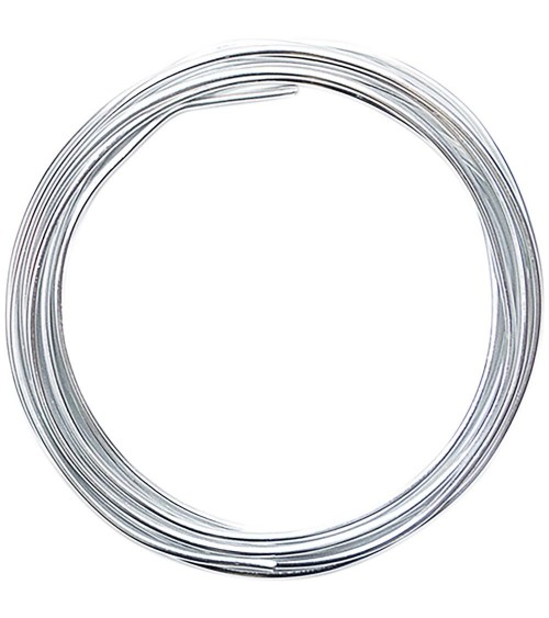 WRMK - Happy Jig - Color Wire Silver (6yd)