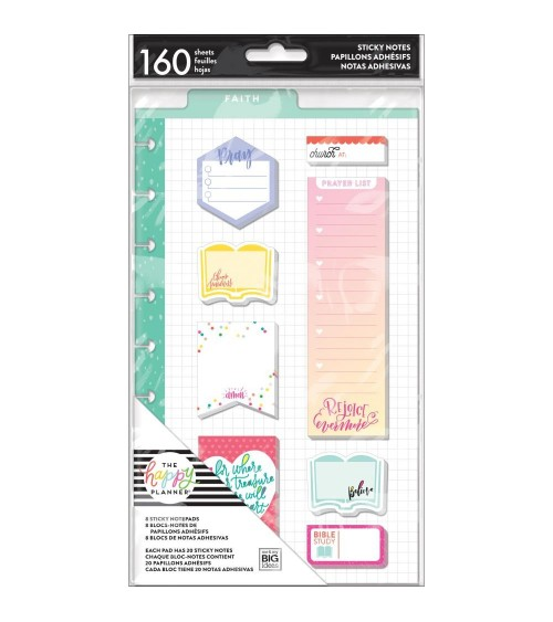 MAMBI - Happy Planner Sticky Notes - Faith