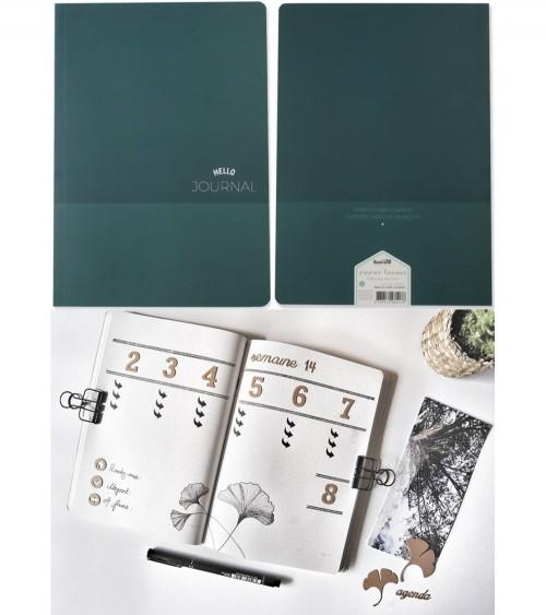 Kesi'Art - BuJo-Logy - A5 Notebook Journal