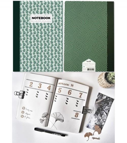 Kesi'Art - BuJo-Logy - A5 Notebook 365 Jours