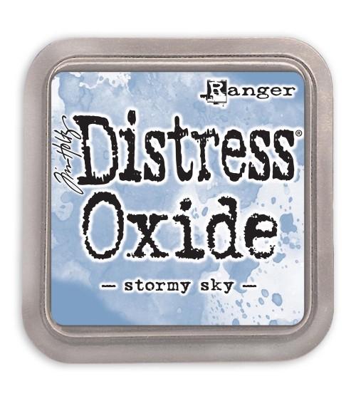 Ranger - Tim Holtz Distress OXIDE Ink Pad - Stormy Sky