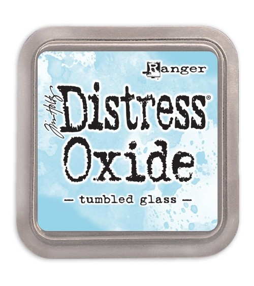 Ranger - Tim Holtz Distress OXIDE Ink Pad - Tumbled Glass