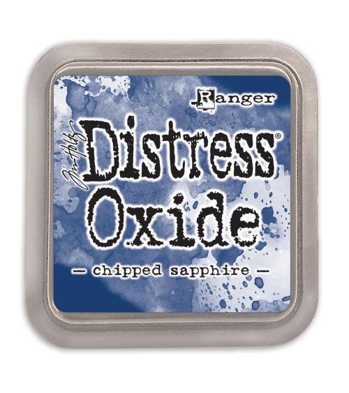 Ranger - Tim Holtz Distress OXIDE Ink Pad - Chipped Sapphire