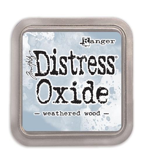 Ranger - Tim Holtz Distress OXIDE Ink Pad - Weathered Wood