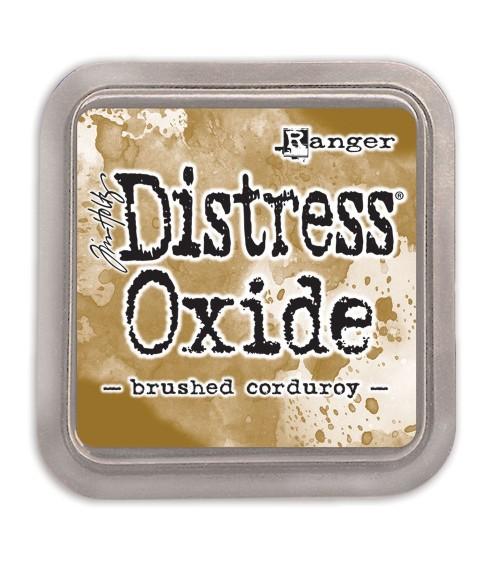 Ranger - Tim Holtz Distress OXIDE Ink Pad - Brushed Corduroy