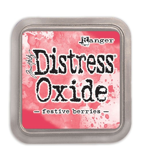 Ranger - Tim Holtz Distress OXIDE Ink Pad - Festive Berries