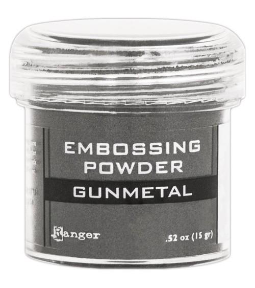 Ranger - Embossing Powder * Gunmetal Metallic