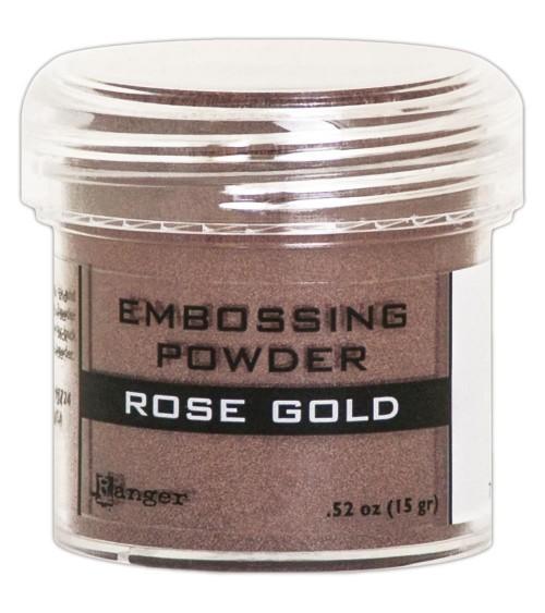 Ranger - Embossing Powder * Rose Gold Metallic