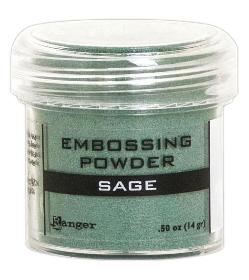 Ranger - Embossing Powder * Sage Metallic