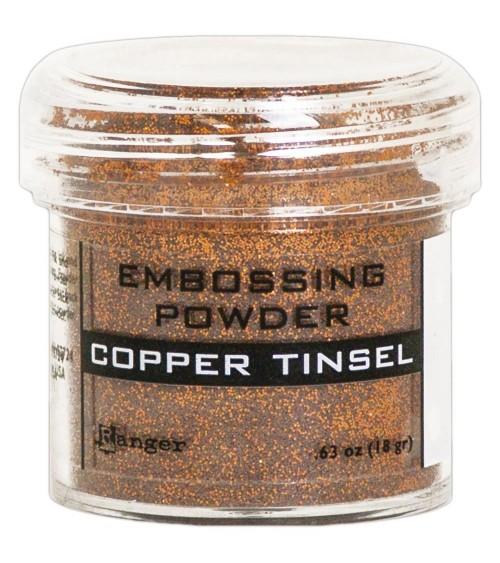 Ranger - Embossing Powder * Copper Tinsel