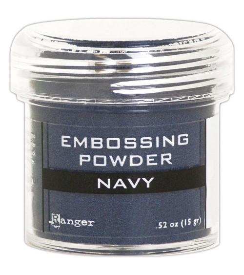Ranger - Embossing Powder * Navy Metallic