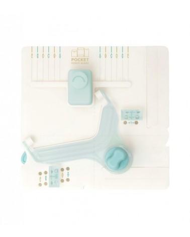 We R Memory Keepers - Journal Studio Pocket Punch Board