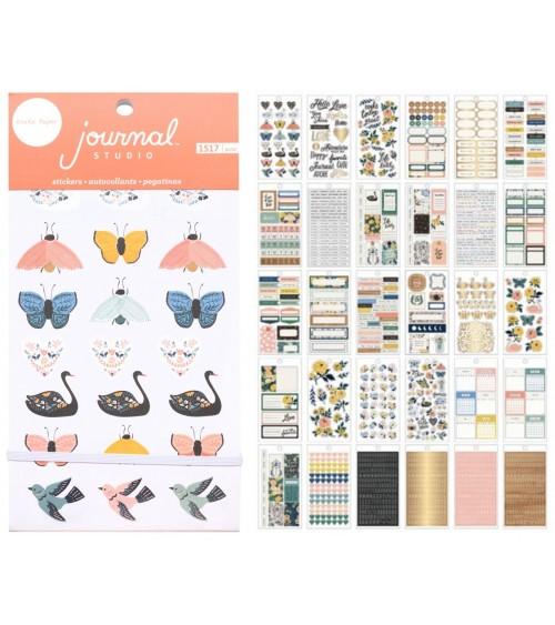 Journal Studio - Crate Sticker Book