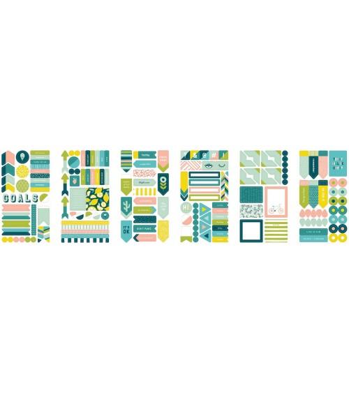 MME - Happy Days - Planner Sticker Set