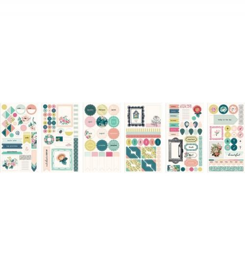MME - Splendor - Planner Sticker Set