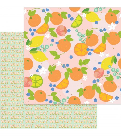 MME - Tutti Frutti - Ambrosia (foiled)