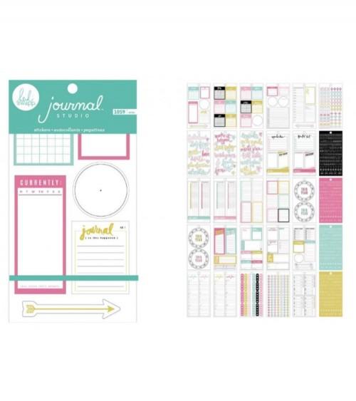 Journal Studio - Heidi Swapp Sticker Book