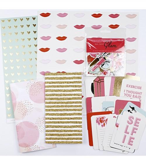 Memory Notebook Kit - Februar 2019