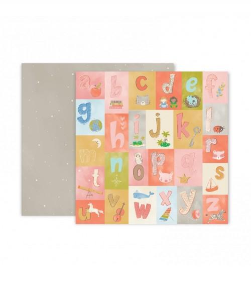Pink Paislee - Little Adventurer -  04 Paper