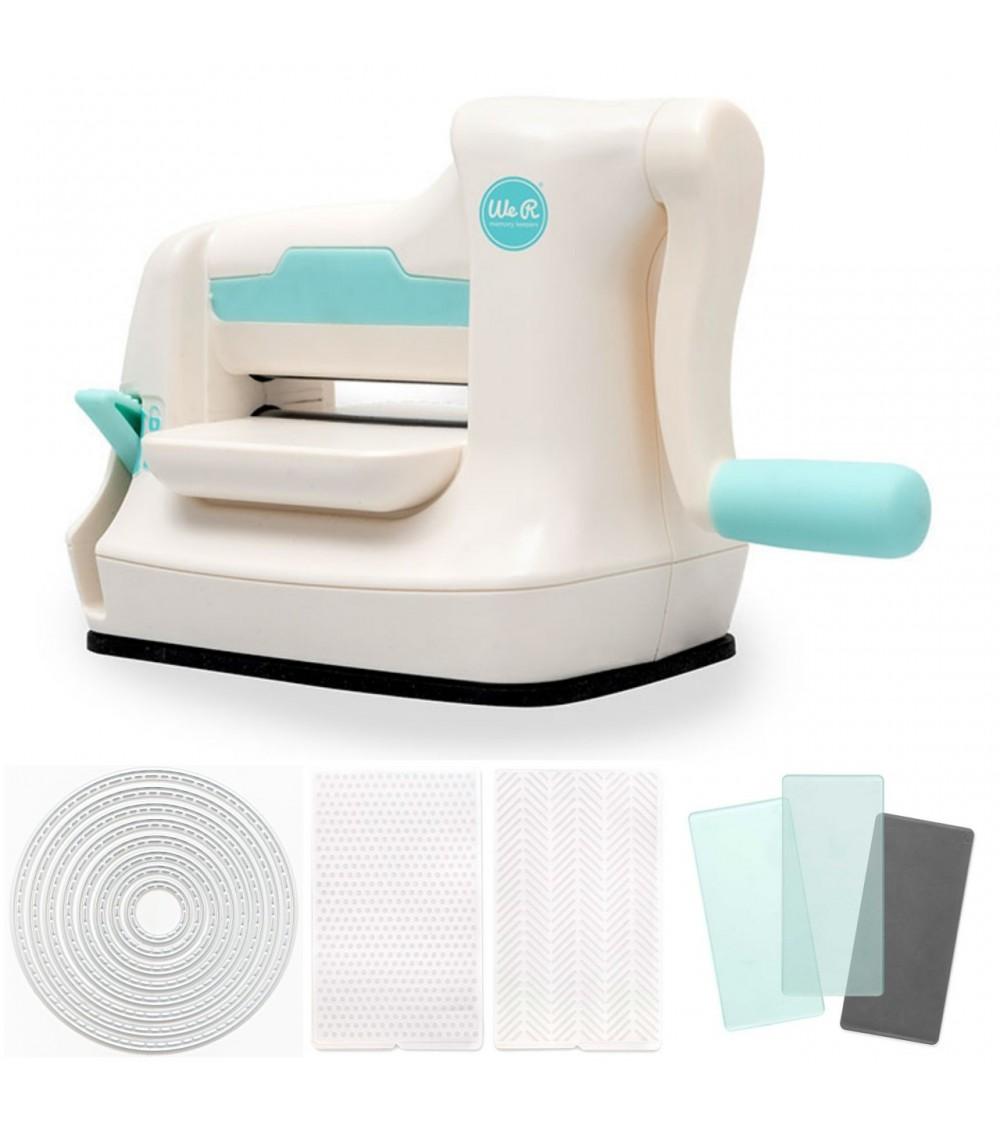 WRMK - Mini Evolution Die Cut Machine Kit