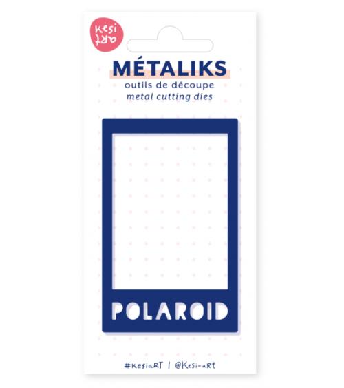 kesi' art - Metaliks / Stanzform - polaroid