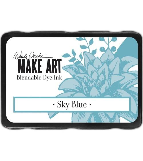 Ranger - Wendy Vecchi Make Art DYE Ink Pad - Sky Blue