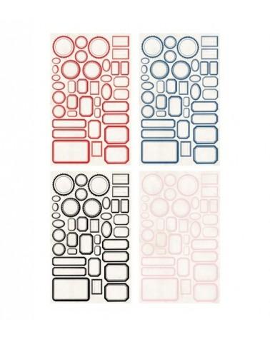 Tim Holtz - Idea-ology - Classic Label Stickers