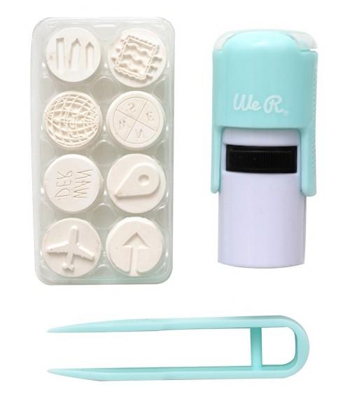 WRMK - Journal Studio - Self-Inking Stamp Set