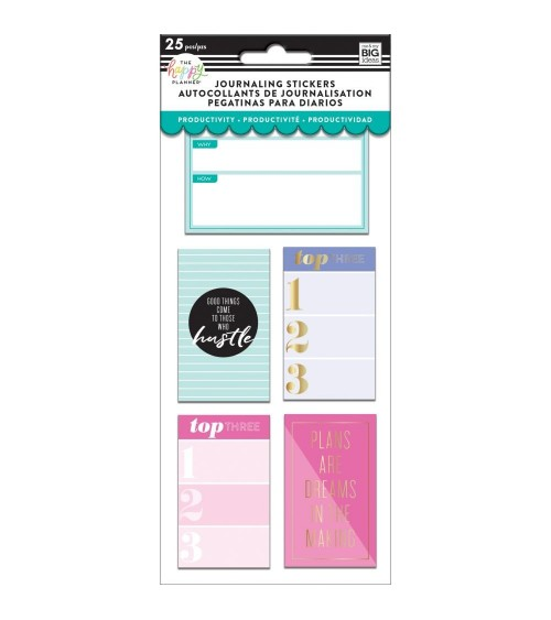 MAMBI - Happy Planner - Flip Sticker Productivity