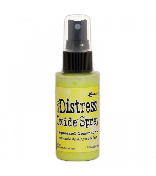 Ranger - Tim Holtz Distress OXIDE Spray - Squeezed Lemonade