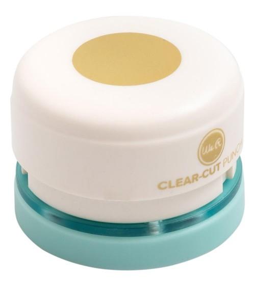 "WRMK - Clear Cut Punch - 1"" Circle"