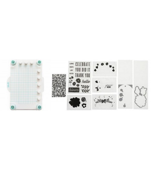 We R Memory Keepers - Stamp & Die Bundle