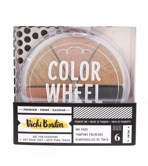 AC - Vicki Boutin Wildflower & Honey - Ink Set Metallics
